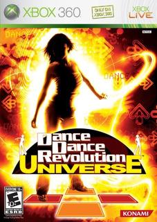 Dance Dance Revolution De Xbox 360 Completo