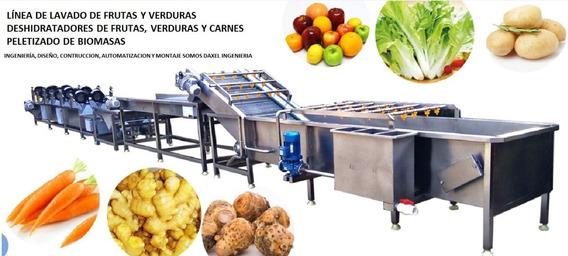 Lavadora De Frutas Y Verduras Diseño Y Construcción