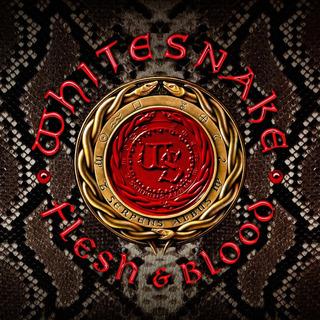 Whitesnake Flesh & Blood Cd Nacional Nuevo Di En Stock