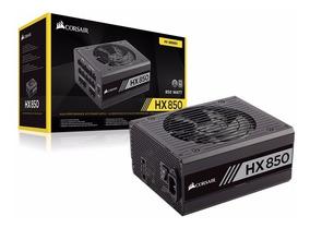 Fonte Corsair Hx850 Modular Atx 80 Plus Platinum 850w
