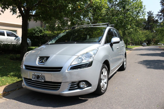 Peugeot 5008 1.6 Thp Allure 2013 Excelente Estado