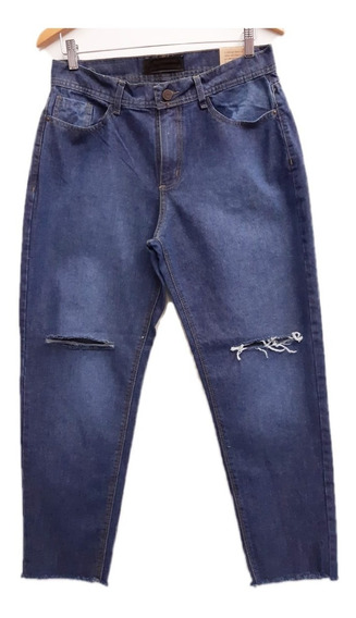 Mom Jeans Mujer Talles Grandes