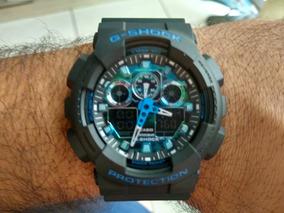 Relógio Militar Esportivo Marca Casio Modelo Gshock Ga100