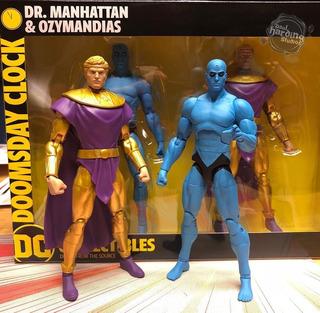 Dc Collectibles Watchmen Conjunto 3