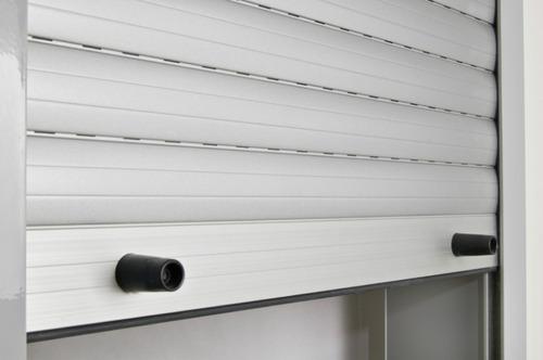 Imagen 1 de 7 de Cortina Pvc Reforzada P/ventana 120x120