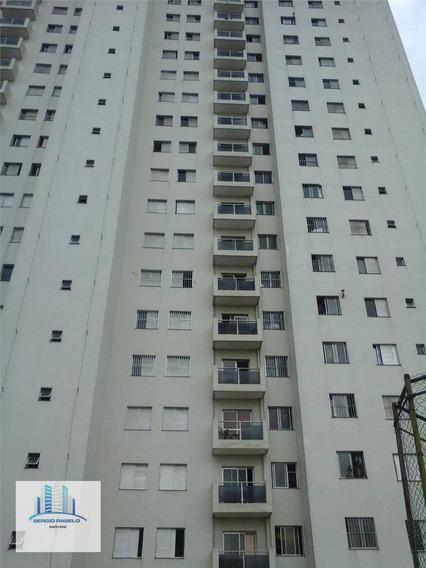 Apartamento Residencial Com 3 Dormitórios À Venda Na Rua Barão De Iguape- Liberdade, São Paulo/sp - Ap1993