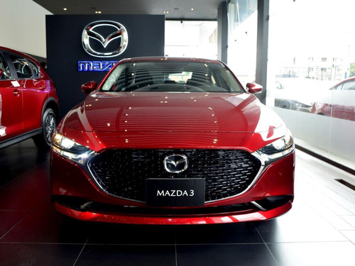 Imagen 1 de 15 de Mazda 3 Sedan Touring 2.0  Mecanica Modelo 2022