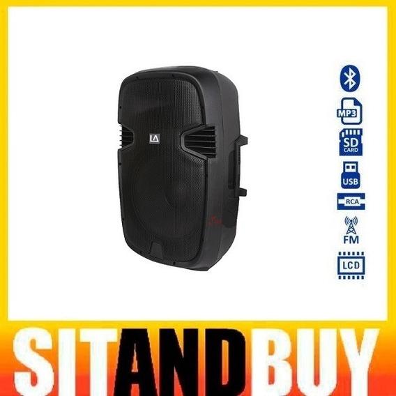 Locação Caixa De Som Portátil 12 Polegadas Mp3 Bluetooth