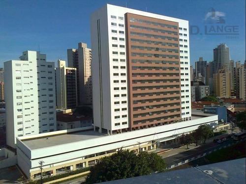 Sala, 39 M² Por R$ 285.000 - Vila Itapura - Campinas/sp - Sa1293