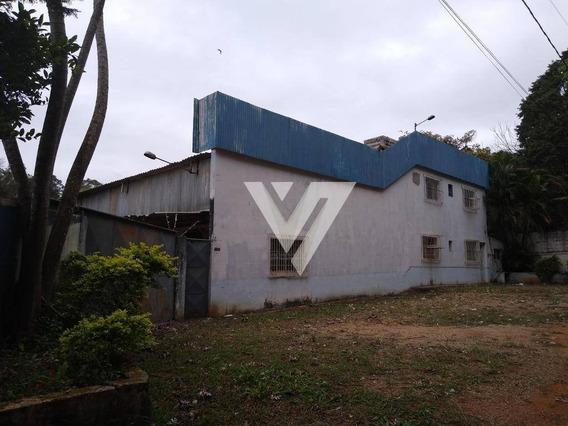 Galpão À Venda - Éden - Sorocaba/sp - Ga0011