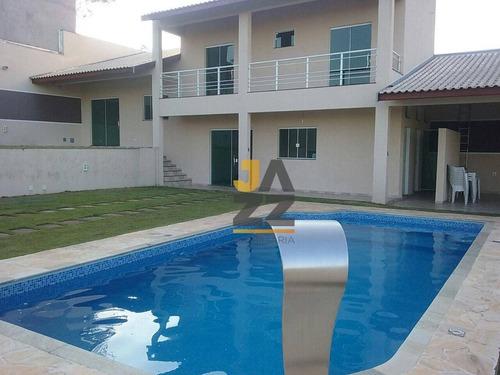 Chácara Com 2 Dormitórios À Venda, 860 M² Por R$ 615.000,00 - Chácaras Cruzeiro Do Sul - Santa Bárbara D'oeste/sp - Ch0669