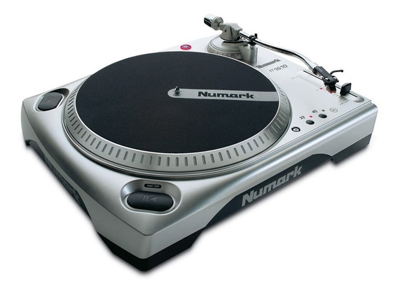 Toca Discos Numark Tt 1610 Pickup Technics Audio-technica