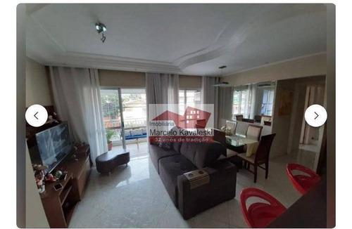Imagem 1 de 16 de Apartamento À Venda, 97 M² Por R$ 650.000,00 - Vila Brasilina - São Paulo/sp - Ap12957