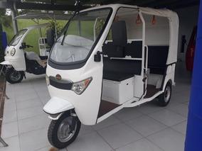 Ecologico Moto Taxi Eléctrico Incluye Baterias