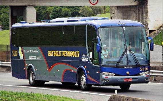 Scania 124 Paradiso 1050 Ano 2000
