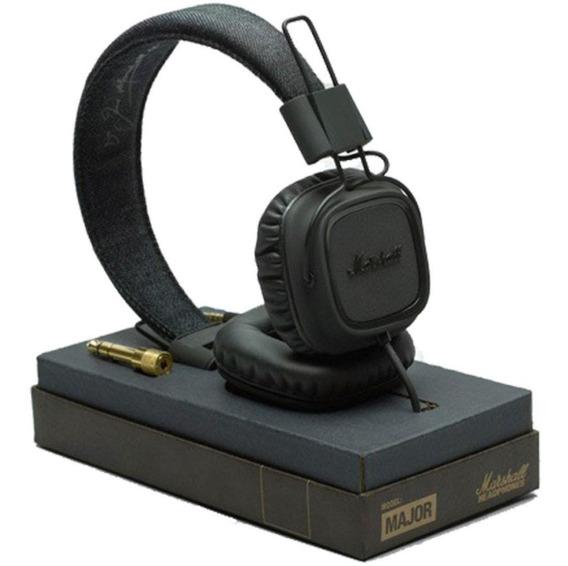 Headphone Com Microfone Marshall Major Ii / Loja