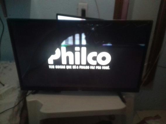 Smart Tv 32polegada Tela Esta Quebrada Mais O Resto Está Bom