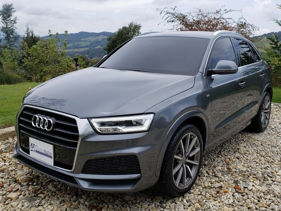 Audi Q3 Ambittion Sline