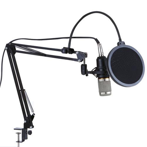 Bm800 Professional Suspension Microphone Kit Studio