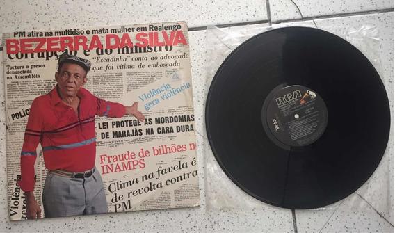 Lp Bezerra Da Silva Violência Gera Violência 1988
