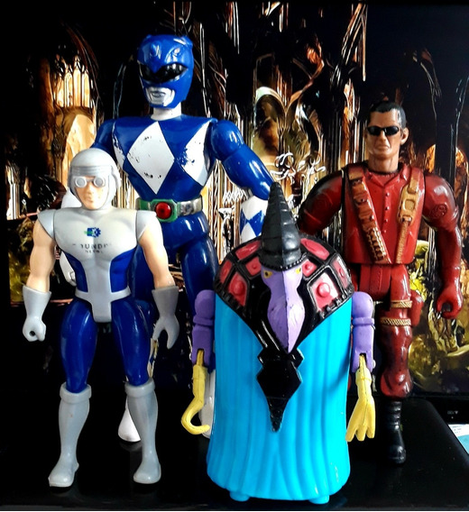 Coleção Lote Bonecos Vintage /cleric Toy Story Disney, Power