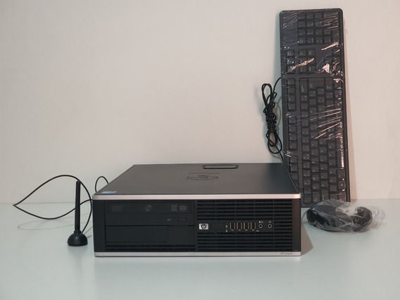 Cpu Hp Quad Core Hd 500 4gb +wiffi
