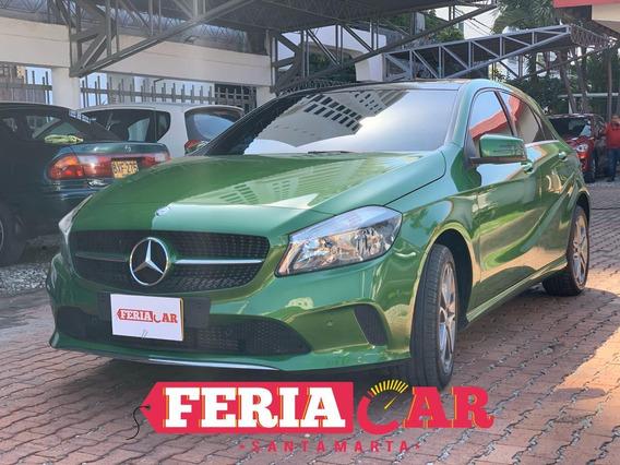 Mercedes Benz A 200 2017 1.6l 12.400 Km