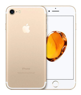 I Phone 7 Color Dorado 128 Gb