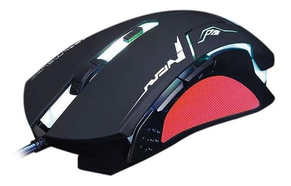 Mouse Gamer Alfa 6 Botoes Leadership - 6787