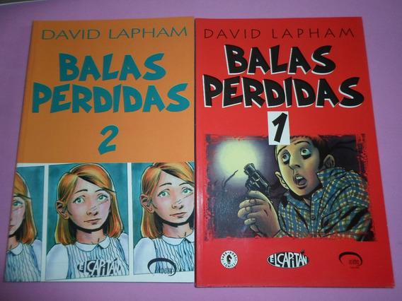 Hq Balas Perdidas Vol. 1 E 2 De David Laphan Via Lettera