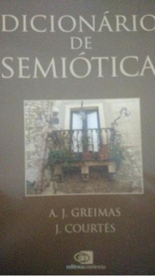 Dicionário De Semiótica