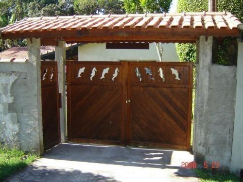 Chácara No Litoral Com 02 Dormitórios Em Itanhaém-sp