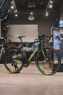Bicicleta Trinx Tempo 2.0 Rutera Rodado 28