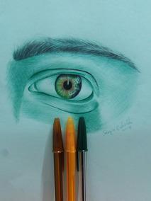 Desenho À Caneta