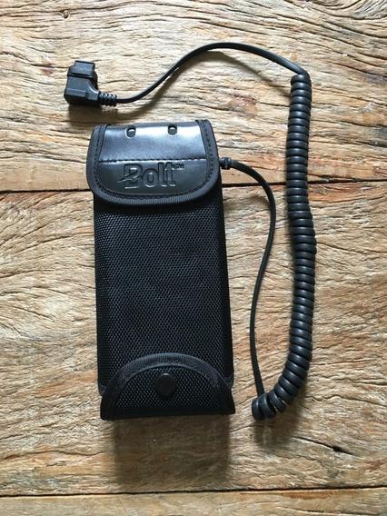Pack Para Energia Auxiliar Flash Canon