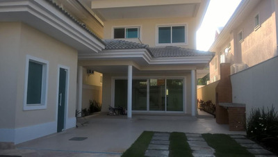 Riv Del Sol - Casa 4 Quartos - 5 Banheiros / Den