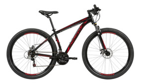 Bicicleta Mtb Schwinn Colorado Aro 29 21 Velocidades Preto
