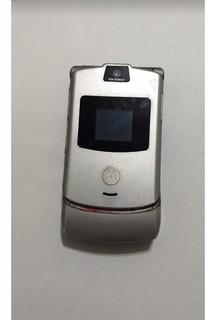 Celular Motorola V3 Com Defeito