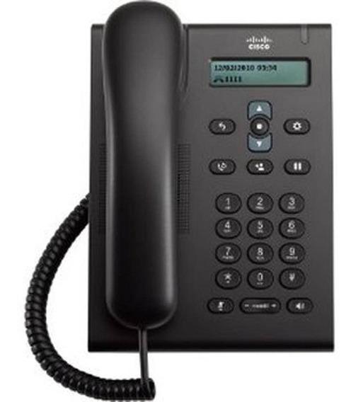 Telefone Ip Cisco Voipsip Cp3905 Kit 10 Aparelhos + 10 Fontes (novos) Com Nota Fiscal E Garantia + Entrega Imediata