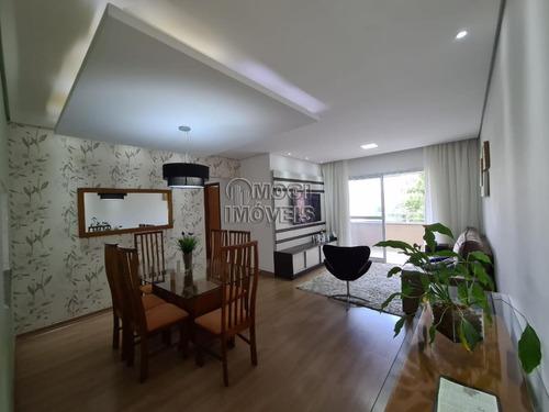 Apartamento Para Venda Em Mogi Das Cruzes, Vila Oliveira, 3 Dormitórios, 1 Suíte, 2 Banheiros, 2 Vagas - Ap540_2-1158214