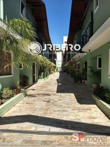 Imagem 1 de 14 de Casa Em Condomínio Para Venda Em Chora Menino São Paulo-sp - 114390
