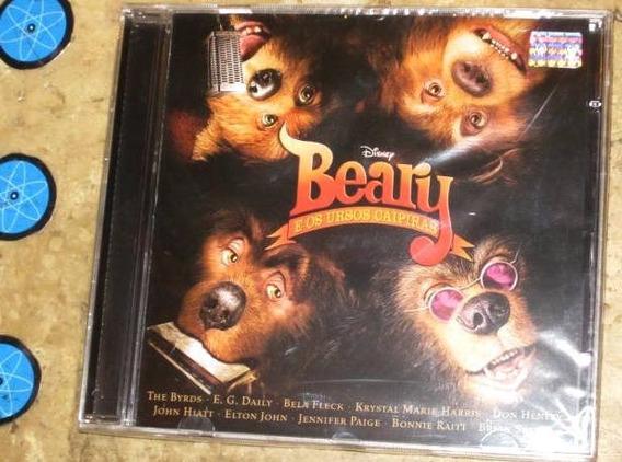 Cd Beary Ursos Caipiras (2002) Brian Setzer Byrds Elton John