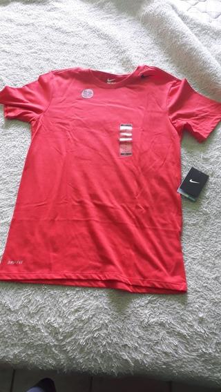 Camiseta Nike - Laranja - Tamanho S