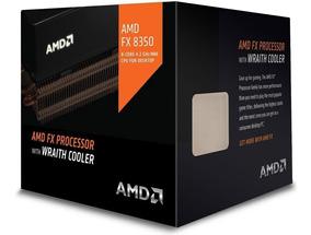 Processador Amd Fx 8350 4ghz Octa Core Cooler Am3+ Cpu