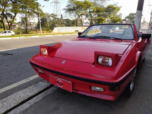 Imagem 1 de 15 de Adamo Gtm 2006 1.6 Gasolina, Bancos Em Couro, Conversível.