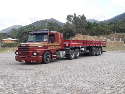 Scania 112hw 112 Hw