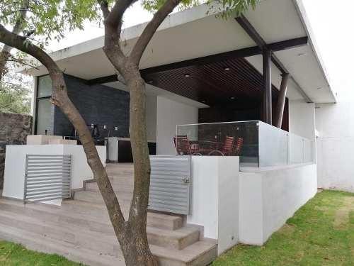 Venta De Casa Con Jardin, Jardines Del Ajusco, Tlalpan