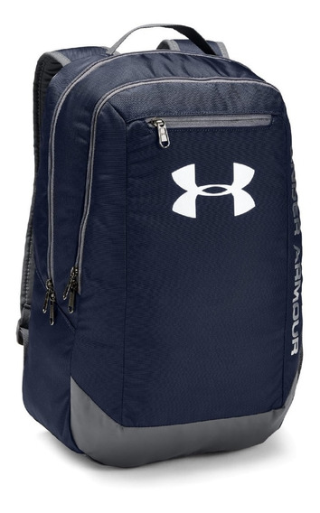 Mochila Under Armour Hustle Back Pack Ldwr Azu Unisex