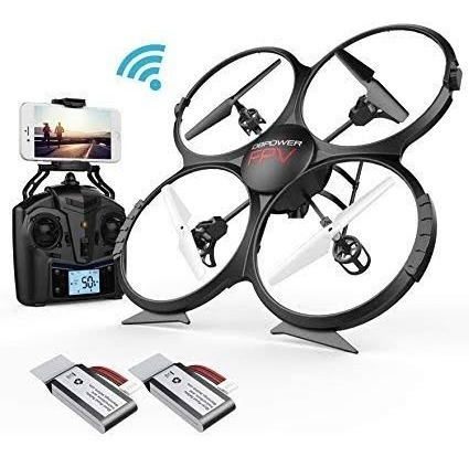 Drone U818a Wifi Hd 720p