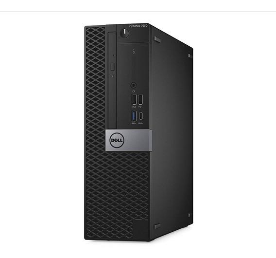 Desktop Dell Optiplex 7050 I5-6500 8gb 500gb Win10 Pro 210-aleq-2jc9